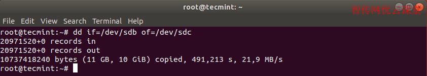 Linux怎么linux整盘克隆