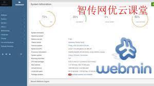 访问Webmin