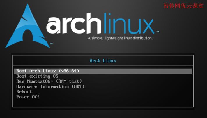 在ArchLinux系统上安装curl