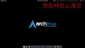 在Arch Linux上安装PuTTy