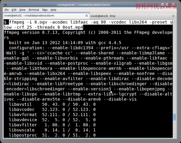 Linux多媒体全能处理工具