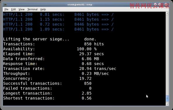 HTTP/HTTPS压力负载测试命令