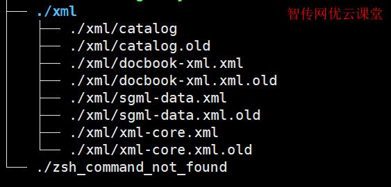 列出每个子目录和文件的完整路径内容