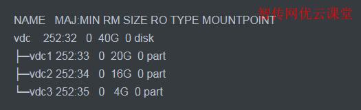 fdisk分区常用参数