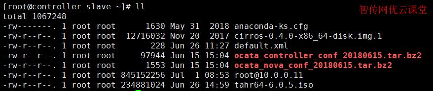Linux ll默认输出