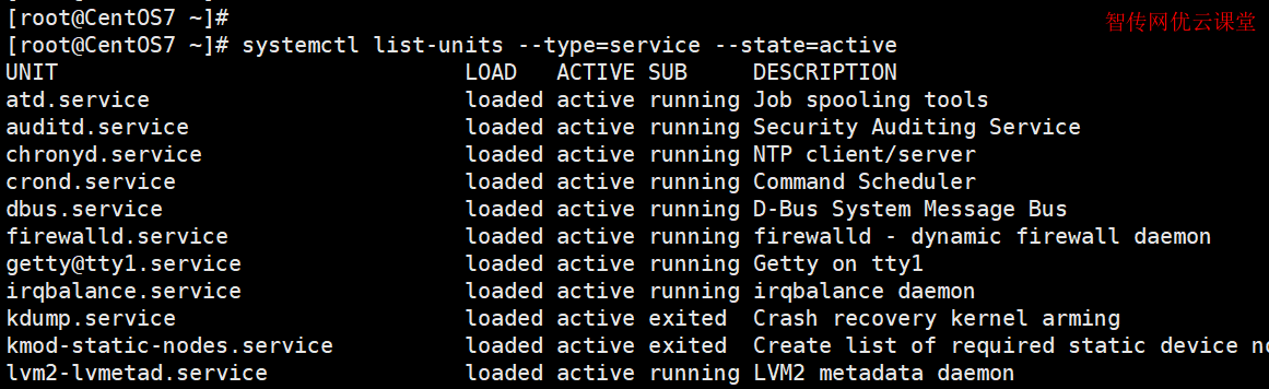 要列出所有已加载但已经设置开机自启动的服务