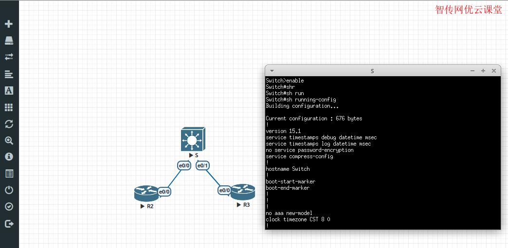 Google Chrome浏览器注册handler处理Telnet协议打开eve-ng思科路由器交换机