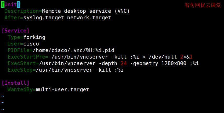 运行TightVNC服务,在Ubuntu16.04系统上配置VNC服务管理脚本