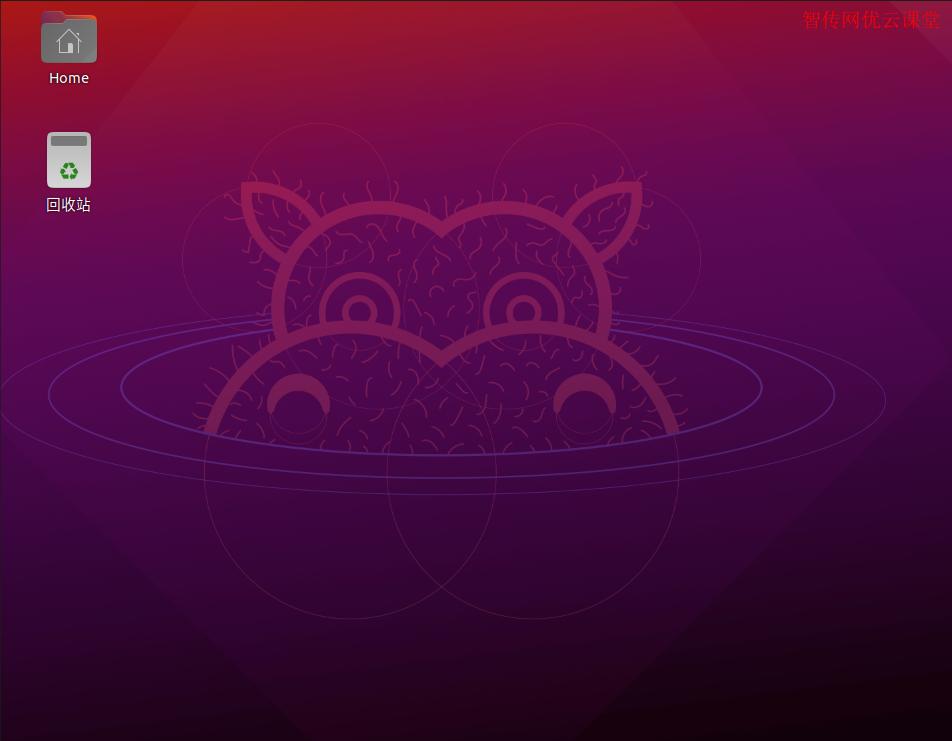 ubuntu 21.04默认壁纸