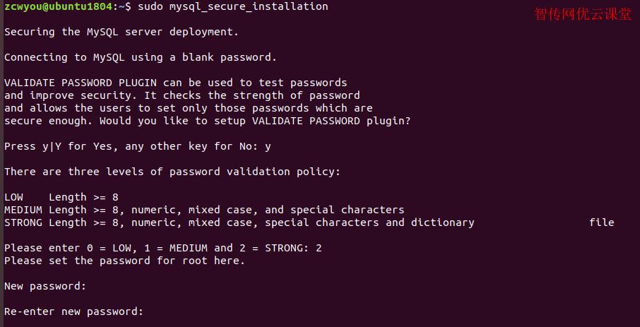 设置mysql数据库