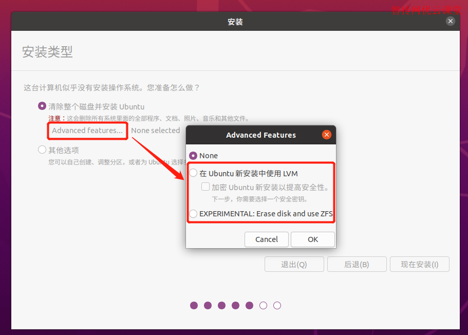 你可以加密Ubuntu 20.04安装以提高安全性